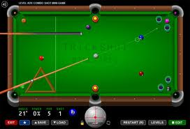 Trick Shot Billiards