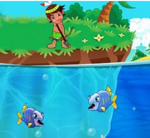 A Caccia di Piranha in Piranha Hunter